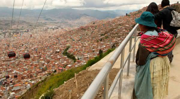 el alto entre as cidades de maior altitude no mundo
