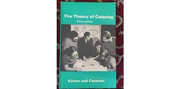 the theory  entre os livros de receitas mais caros