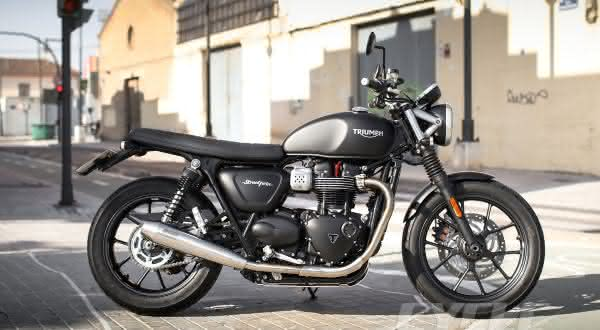 triump bonneville entre as melhores motos do mundo