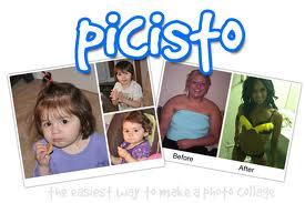 Picisto Aplicaciones para hacer collages de fotos online