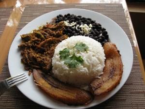 pabellón Mejores comidas Venezolanas