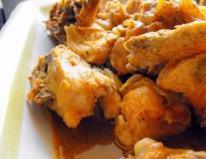 pollo guisado Mejores comidas Dominicanas