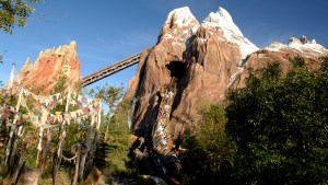 4.- Expedition Everest Mejores atracciones en Disney World