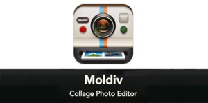Moldiv – Collage Photo Editor Aplicaciones Android para decorar fotos