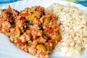 Picadillo a la Criolla mejores comidas cubanas