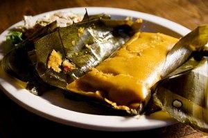 Tamal Mejores comidas de Colombia