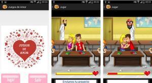10 mejores juegos de amor para Android