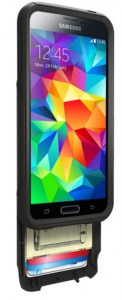 Otterbox Wallet Case Mejores covers para Samsung Galaxy S5