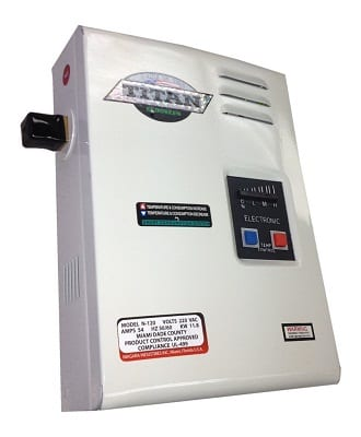 The Best Tankless Water Heaters In 2018 Reviews Top 10