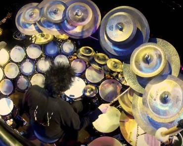 The Most Insane Drum Kit Ever