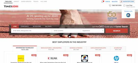 top ten job sites - Artij-plus