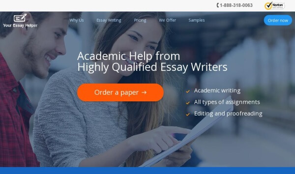 TOP 20 Essay Writing Services of 2018