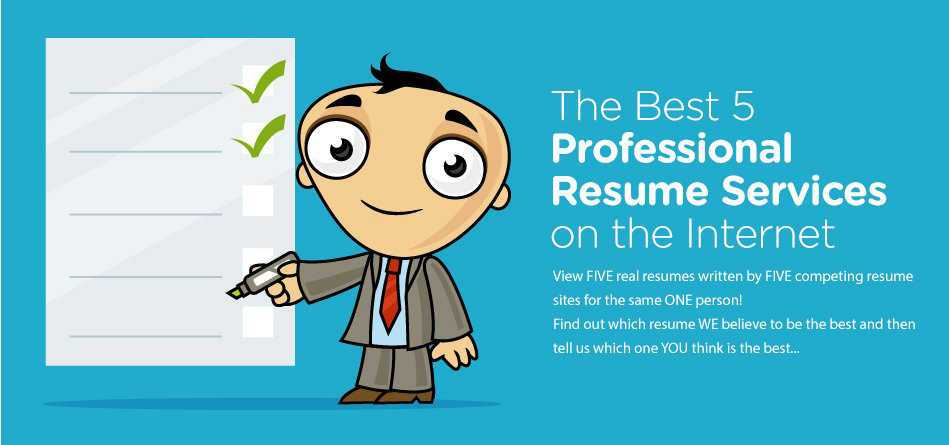 Resume Writers  Services Top 5 Professional Resume Writing Companies - professional resume writing