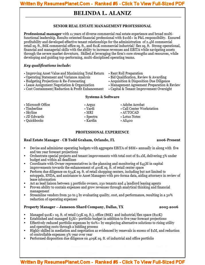Resume and cv writing service