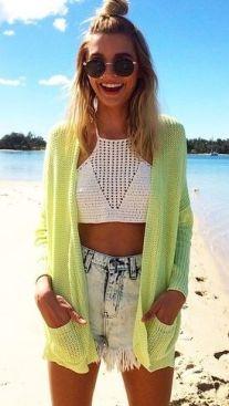 happy beach people