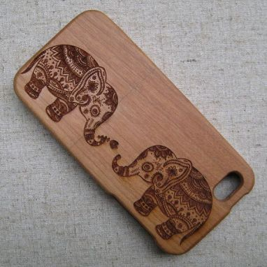 customized personalized wood case