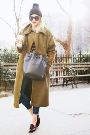 loafer winter style