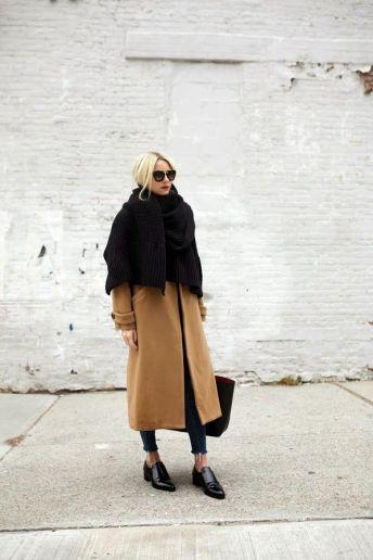 like a scarf with j brand shoes