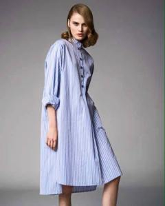 evi grintela shirtdress