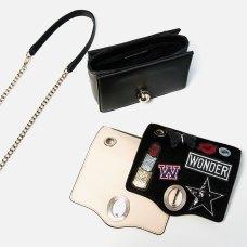 mix and match mini crossbody bag
