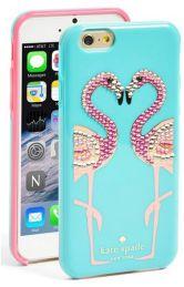 kate spade iphone case flamingo