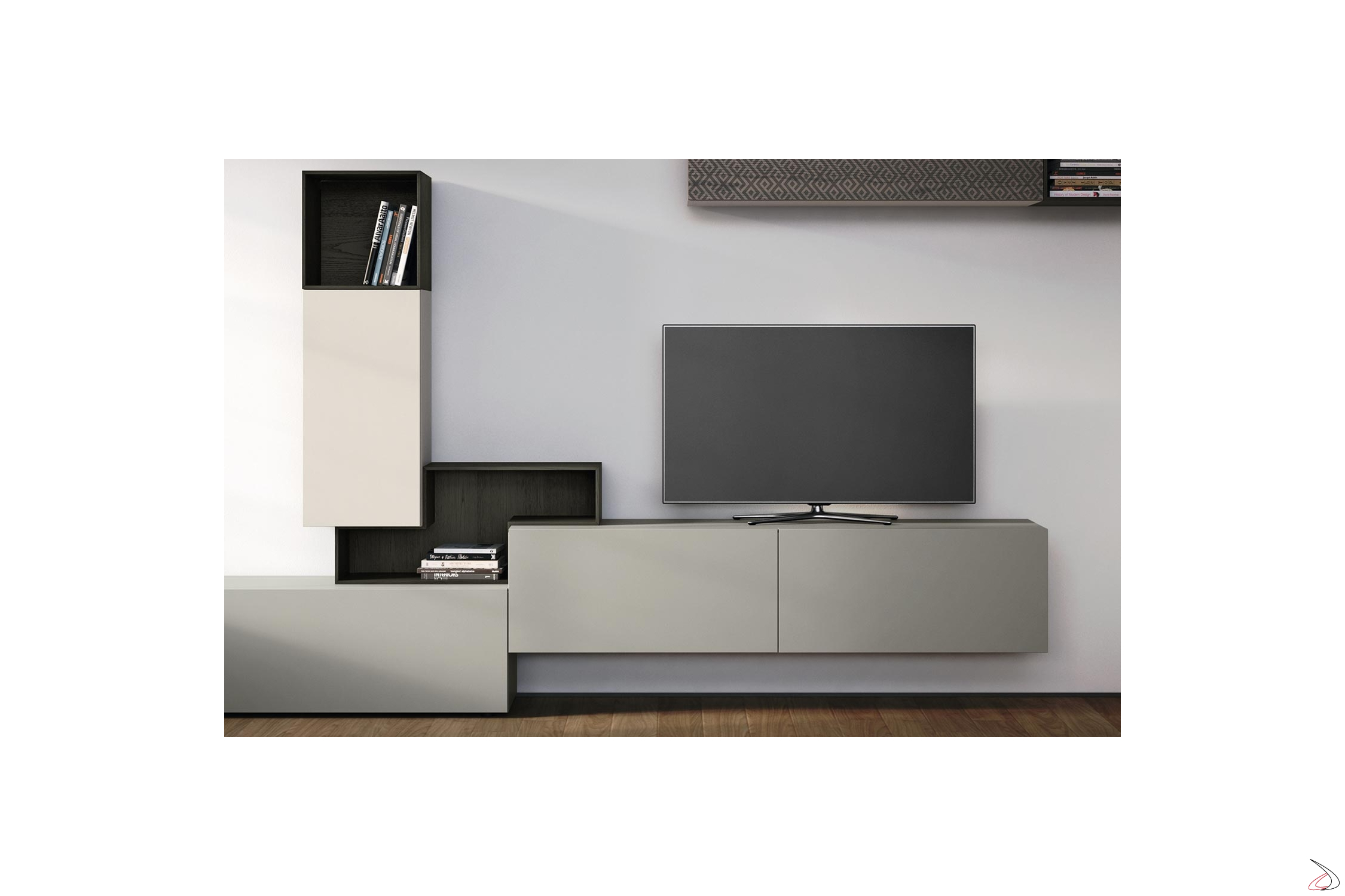 Weis Design Modular Living Room Wall In Wood Toparredi