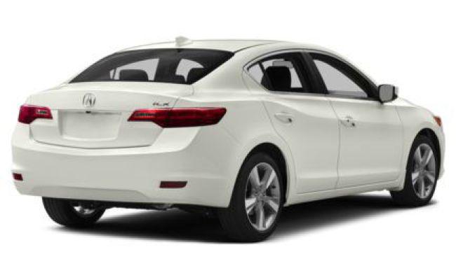 2013-Acura-ILX-Sedan-2.0L-4dr-Sedan-Exterior-4 2013 Acura Ilx 2.0 L