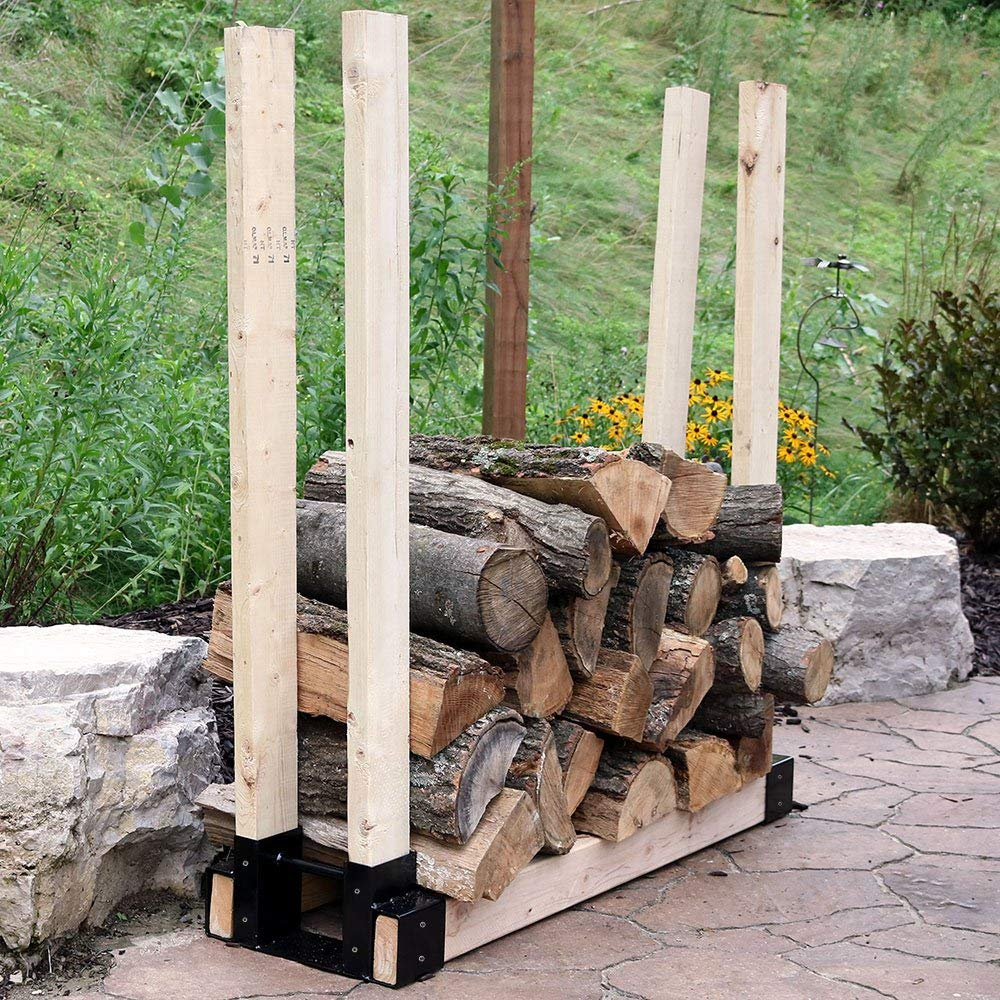 Outdoor Firewood Rack Top 10 Best Firewood Racks In 2019 Reviews Top Best Pro Review