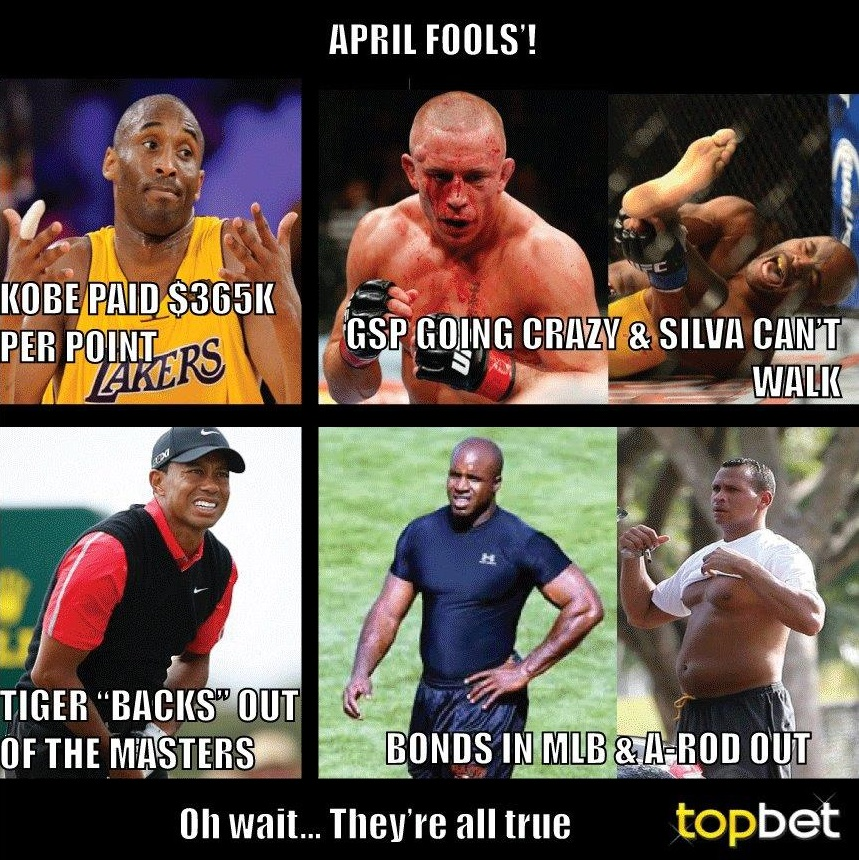 Volleyball Wallpaper Quotes 2014 April Fools Sports Pranks Or Are They