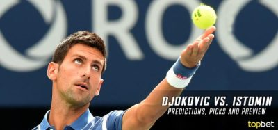 Djokovic vs Istomin 2017 Australian Open Predictions & Picks