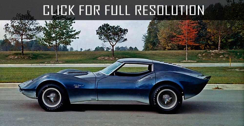 Chevrolet Corvette Shark - amazing photo gallery, some information