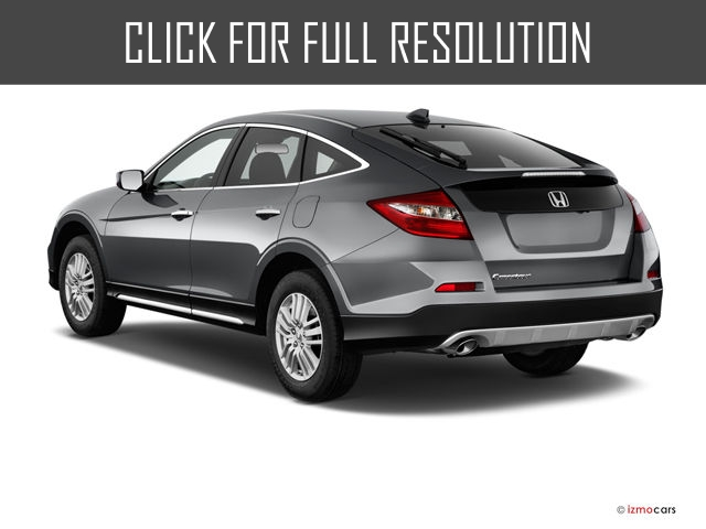 Honda Crosstour 2013 - amazing photo gallery, some information and