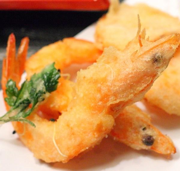 perfect tempura