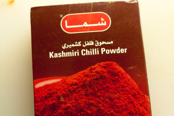 kashmiri chili powder