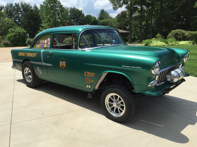 55 chevy turn signal embly