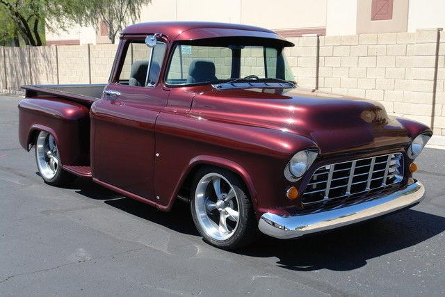 1958 Chevrolet Truck Tilt Front End COLD A/C Arizona Truck