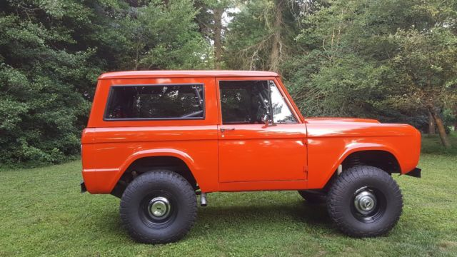 1966 Ford Bronco Coyote 50 Auto Restored Restomod Early Classic