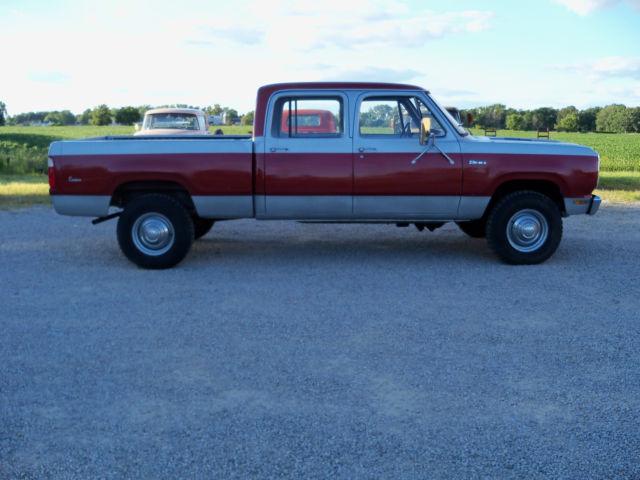 for sale 1975 dodge power wagon w200