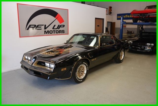 1978 pontiac firebird trans am special edition y82 smokey and the bandit for sale photos