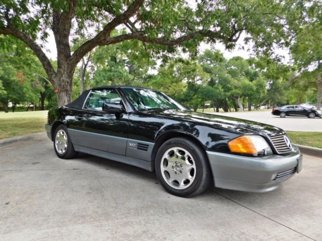 1994 Mercedes-Benz SL600 V12 - ROADSTER for sale photos, technical