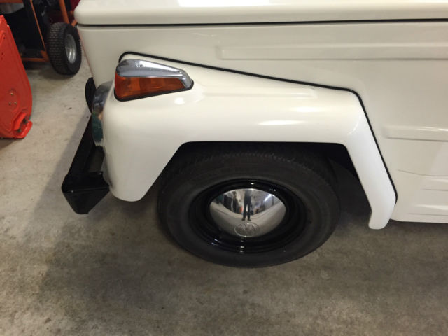 Vw Thing 1973 4cyl New Air Cooled 1600cc New Engine Roof