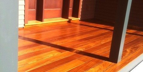 Better Than New with Ipe Deck Oil