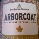 Benjamin Moore Arborcoat Stain Review