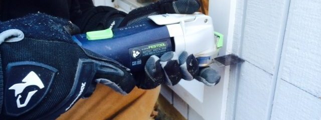 Precision Demo Tasks with the Festool Vecturo OS400