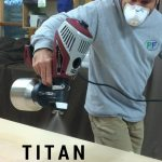 TCR initiates Titan FlexSpray Handheld Sprayer testing