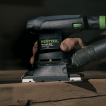 Festool Orbital Sanders Improved for 2017