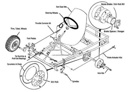 wiring diagram for electric car aerial
