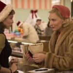 Cate Blanchett y Rooney Mara sorprenden en la película 'Carol'