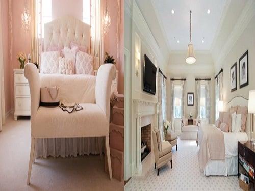 Deco Chambre Romantique Rose