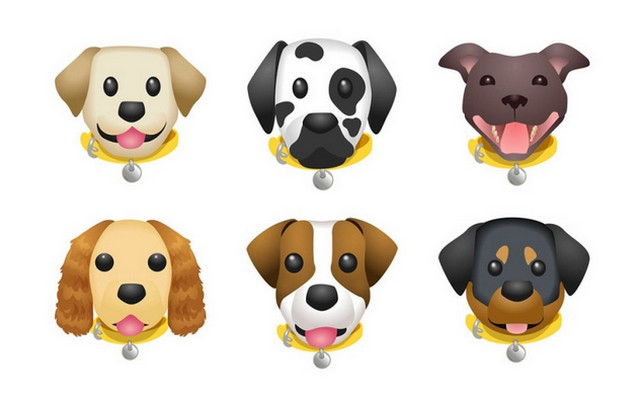 Rottweiler Fall Wallpaper New Dog Emoji Keyboard Created By Dogs Trust Top Dog Tips